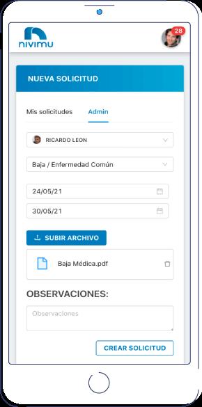 Gestión automática de turnos operativos