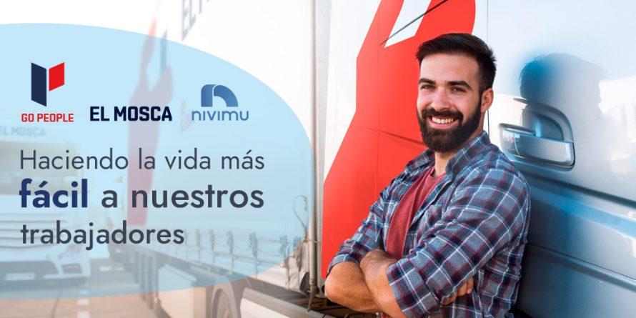 Grupo El Mosca y Nivimu lanzan Gopeople, la app de gestión que ayudará a RRHH a digitalizar sus procesos
